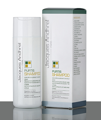 purtis shampoo Jacques Andhrel