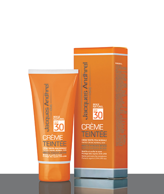 Cream Teintee SPF30 Jacques Andhrel